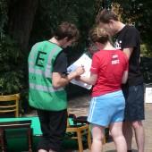 Raising awareness of the site at Stratford
