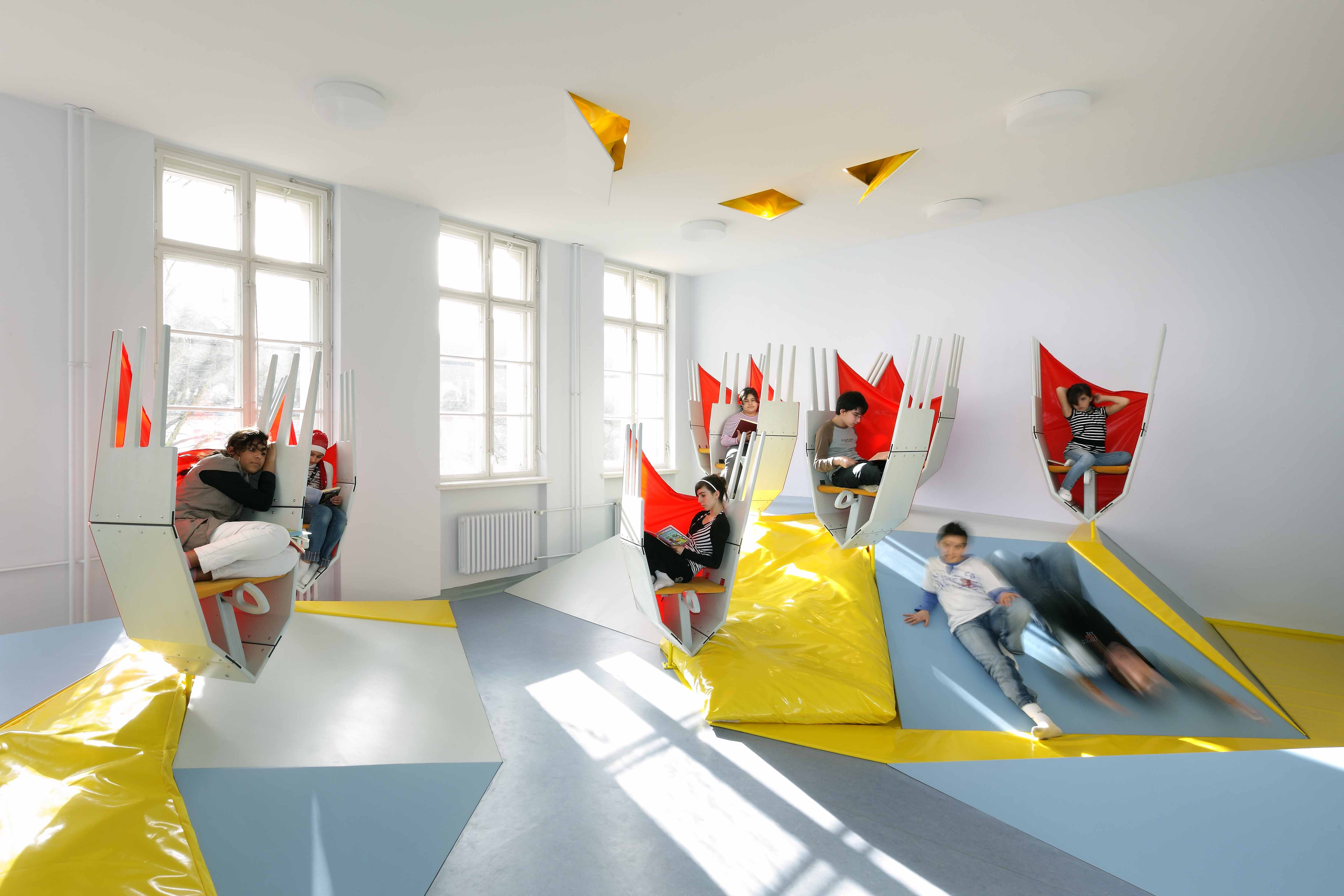 Erika mann school phase 2 live projects network - Top interior design schools in the us ...