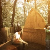 Ecclesall Woods Birdhouse
