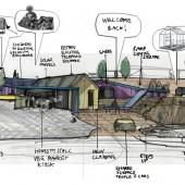 Forkhill sketch