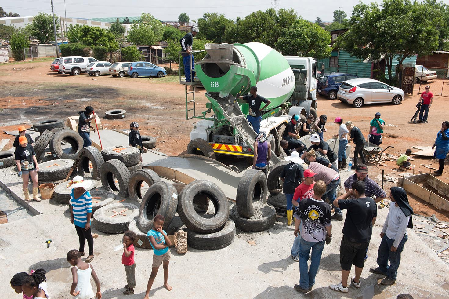 Africa Physical Map 2014 Slovo Playground &#171...