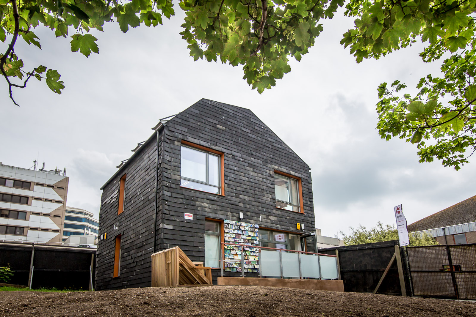 Brighton waste house live projects network for Brighton house